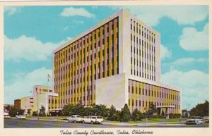 Oklahoma Tulsa Tulsa County Court House