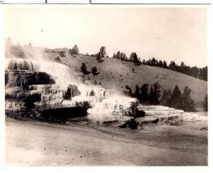 Haynes 17352, Cleopatra Terrace, Yellowstone National Park