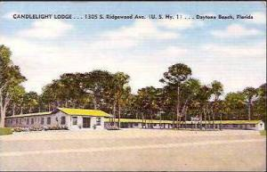 FL Daytona Candlelight Lodge