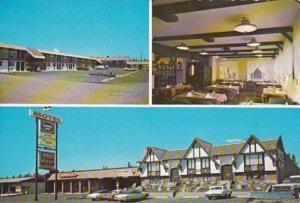 Canada British Columbia Prince George Grama's Inn Motel & Restaurant