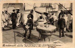 CPA Grandes Manoeuvres Navales- Branle Bas de Combat, SHIPS (763806)