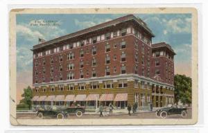 The Goldman, Fort Smith, Arkansas, PU-1924