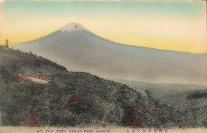 Japan Mount Fuji Nagao Pass Hakone 03.40