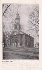 Massachusetts Deerfield 1907