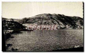 Old Postcard Mers el Kebir General view