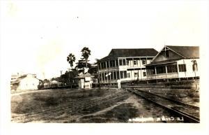 Honduras La Ceiba   Railroad Depot RPC