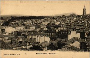 CPA  Montpellier - Panorama  (518669)