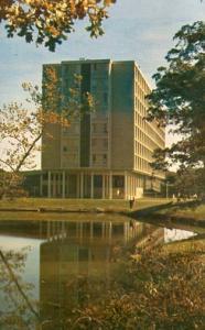 IL - Macomb. Western Illinois University, Olson Residence Hall