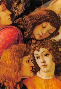Virgin of the Magnificat - Firenze