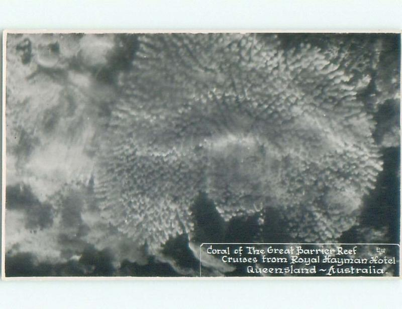 old rppc NICE VIEW Queensland Australia i1808