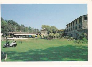 Post Card France Valbonne Golf Opio Valbonne
