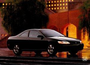 1998 Honda Accord Coupe