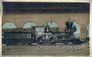 The General, Union Depot, Chattanooga, Tennessee, TN USA Trains, Railroads Po...