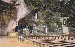 France Lourdes La Grotte Miraculeuse 1926