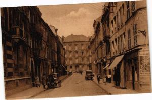 CPA MÉZIERES - La Rue Thiers (135410)