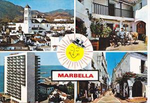 Spain Recuerdo de Marbella Malaga