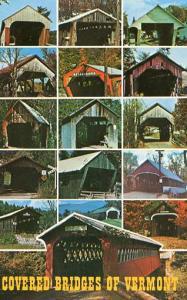 VT - Covered Bridges of Vermont