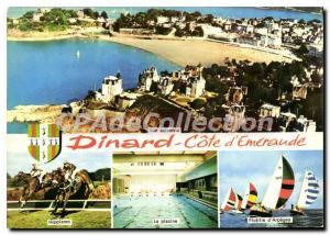 Postcard Modern Dinard
