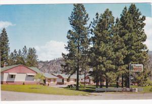 Pinegrove Motel, Grand Forks, British Columbia, Canada, 40´s-60´s