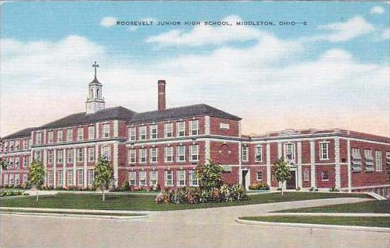 Ohio Middleton Roosevelt Junior High School