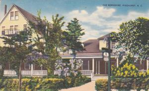 The Berkshire Hotel & Veranda, Pinehurst, North Carolina 1930-40s