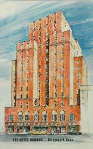 BRIDGEPORT, Connecticut, 1940-60s; The Hotel Barnum