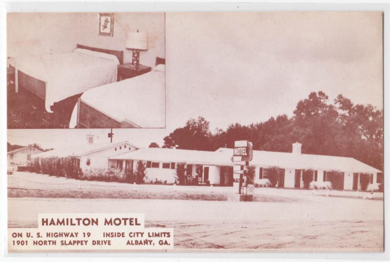 Hamilton Motel, Albany GA