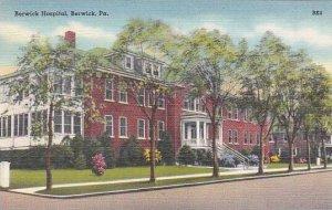 Pennsylvania Berwick Berwick Hospital