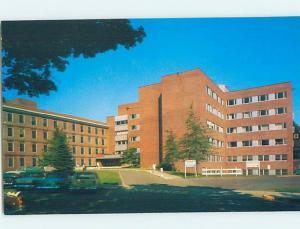 Unused Pre-1980 HOSPITAL SCENE Framingham Massachusetts MA W2666-12