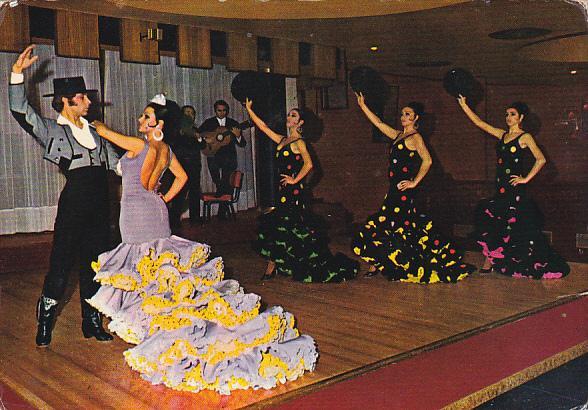 El Madrigal Night Club Benalmadena Malaga Spain