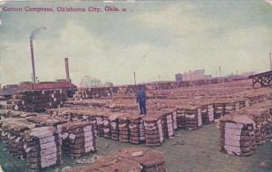 Oklahoma Oklahoma City Cotton Compress