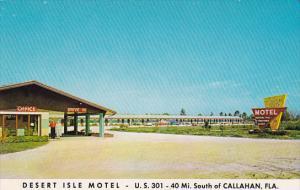 Florida Lawtey Desert Isle Motel