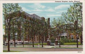 Freeman Hospital Joplin Missour