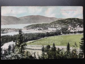 Canada: Tadousac QC from Golf Link c1923