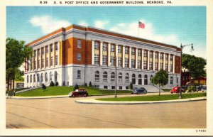 Virginia Roanoke Post Office and Government Building