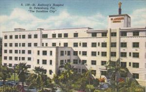 Florida St Petersburg St Anthony's Hospital Curteich