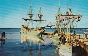The Three Ships Jamestown Virginia