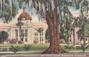 Florida Deland Volusia County Court House