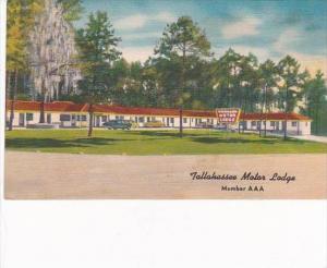 Florida Tallahassee Tallahassee Motor Lodge