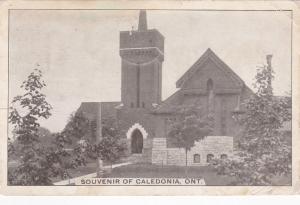 CALEDONIA , Ontario, Canada, PU-1906 ; Church