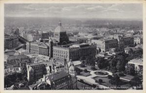 Blick Nach Dem Reichsgerich, LEIPZIG (Saxony), Germany, 1910-1920s