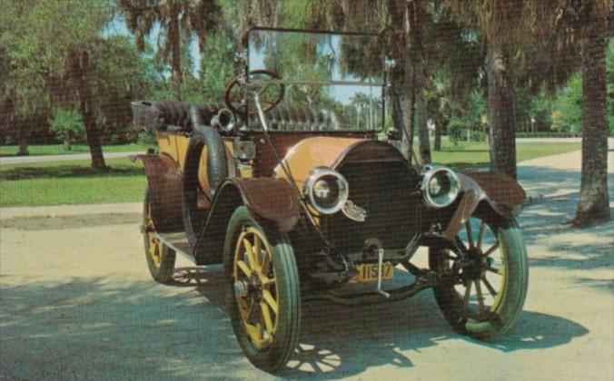 1912 Cartercar Cartercar Automobile Company Pontiac Michigan