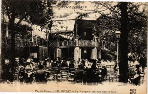 CPA PUY-de-DOME - ROYAT - Le Kiosque a musique dans le Parc (244484)