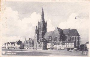 EEKLOO, East Flanders, Belgium, 1910-30s; Groote Markt.