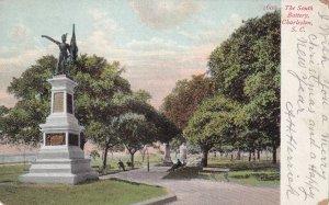 CHARLESTON, South Carolina, 1900-1910s; The South Battery
