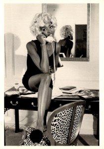 Naomi At The Waldorf New York City 1990 Photograph By Pamela Hanson