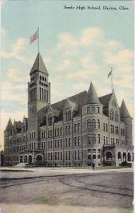 Ohio Dayton Steele High School 1910