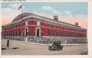 Missouri Saint Louis Post Office