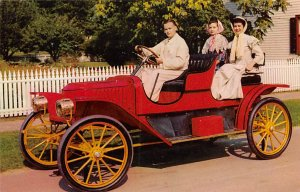 Vinatge Auto Pre 1950 Post Card Stanley Steamer, Henry Ford Museum Dearborn, ...