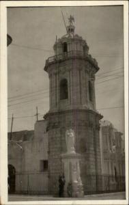 Peru - Lima? Mollendo? Unidentified Real Photo Postcard #7
